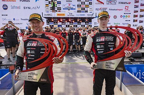Rovanperä vence en Estonia y es el ganador más joven en el WRC