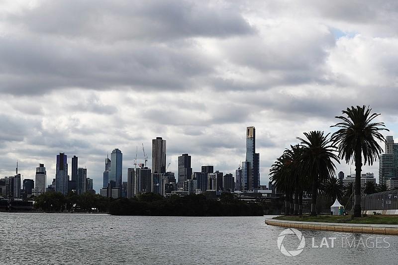 GP d'Australia: rischio pioggia per le qualifiche, meno per la gara