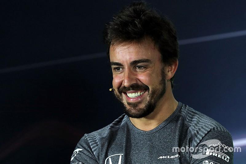 Formel 1 2017: Fernando Alonso mit Scherz auf Honda-Kosten