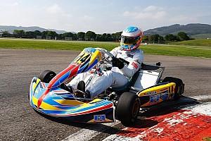 Kart Noticias Alonso planea un nuevo campeonato de karting internacional