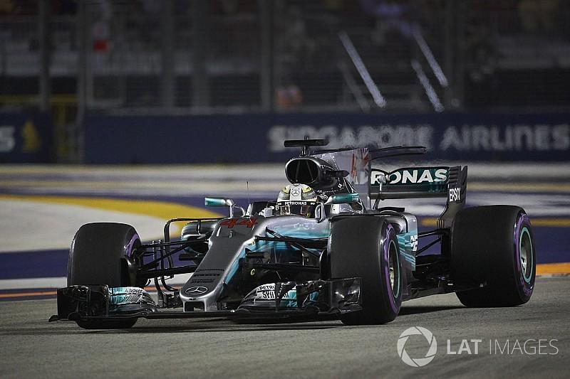 Лоу співчуває сінгапурським проблемам Mercedes