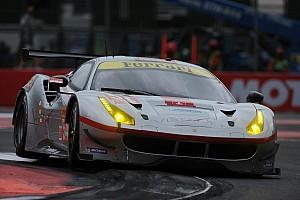 """Blancpain Endurance Entrevista Miguel Molina: """"Ferrari tiene una gran confianza en mí"""""""
