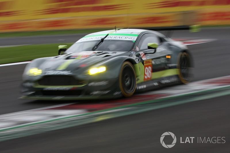 Video: Neuer Aston Martin Vantage bei Tests in Sebring