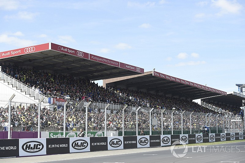 Le programme des animations du GP de France