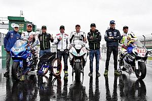 MotoGP Gara Doppietta italiana nella International Handy Race di Le Mans