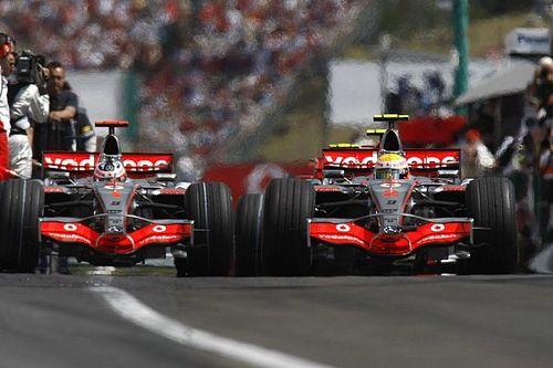 La acción de Hamilton que recuerda a su duelo con Alonso en Hungría 2007