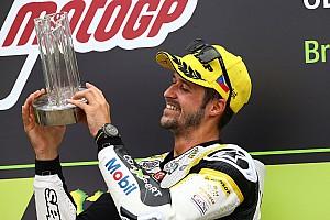 Moto2 Rennbericht Tom Lüthi gewinnt den Moto2-GP von Tschechien in Brünn