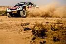 Cross-Country Rally Loeb arrasa en la segunda etapa del Rally de Marruecos