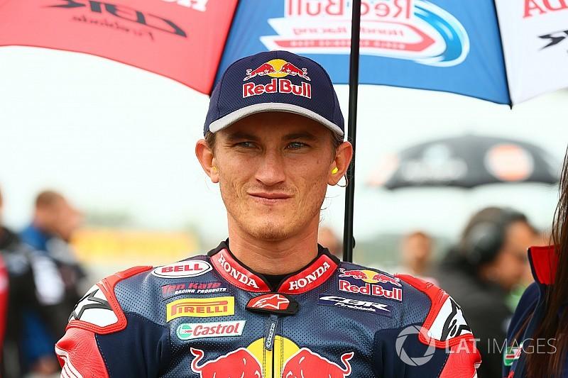 Gagne replaces Bradl in Honda World Superbike team