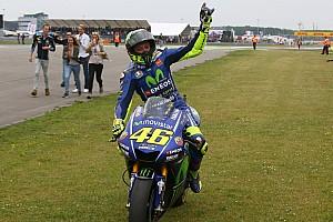 El último récord que Rossi superó en Assen