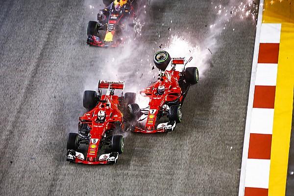GALERÍA: 100 momentos inolvidables de la temporada 2017 de F1