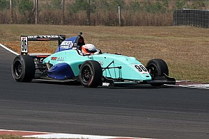 Indian Open Wheel Race report Chennai MRF Challenge: Mawson extends lead after Race 2 win