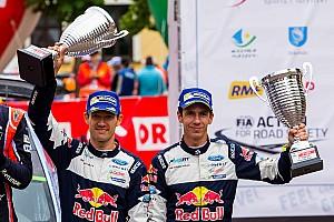 WRC Son dakika Ogier: