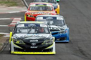 NASCAR Mexico Crónica de Carrera Victoria de Abraham Calderón en Aguascalientes