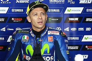 MotoGP Interjú Rossi: Nem tudtam spórolni, mindent meg kellett tennem az 5. helyért!