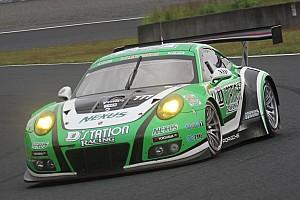 スーパー耐久 速報ニュース D'station Porsche初PP獲得。荒聖治「今季最後に良いレースをしたい」