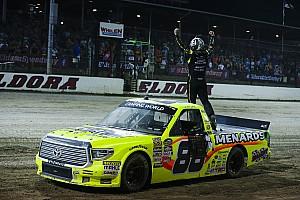 NASCAR Truck Breaking news Matt Crafton looking for a second