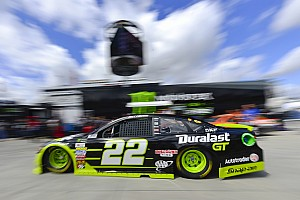 NASCAR Cup Breaking news Despite repeated issues, Logano says