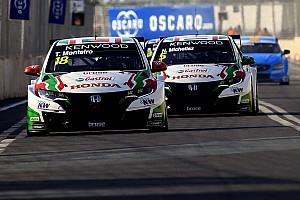 WTCC Résumé de course Course 2 - Monteiro emmène un doublé Honda