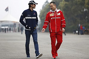 F1 Conferencia de prensa Giovinazzi no sabe aún si estará en Bahréin