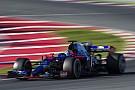 Toro Rosso confía en estar por delante de la mitad del pelotón