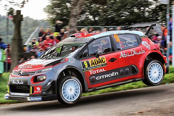 Automotive WRC-inspired Citroen C3