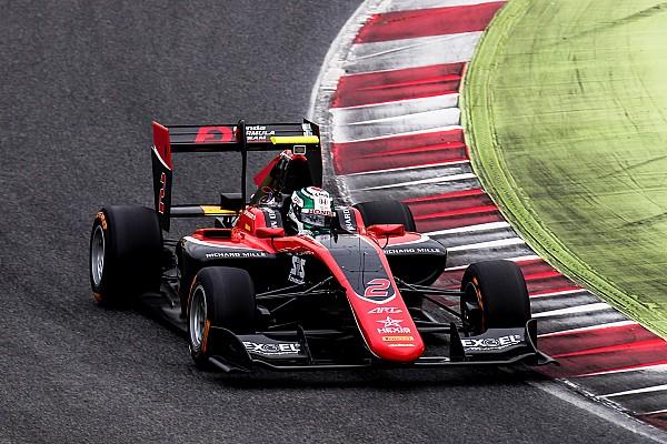 GP3 Barcelona: Fukuzumi pimpin latihan perdana 2017
