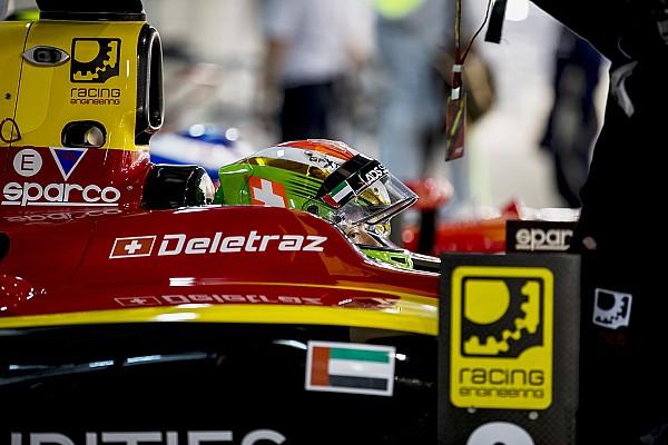 FIA F2 Formule 2 : Louis Delétraz fâché avec soi-même