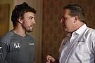 Формула 1 McLaren: Алонсо не ганятиметься в іншій категорії замість Ф1