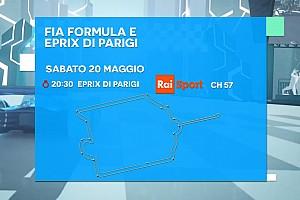 Formula E Ultime notizie Ecco la programmazione TV dell'ePrix di Parigi