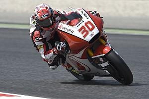 Moto2 速報ニュース 【Moto2】バルセロナ予選:中上貴晶は4番手。マルケスがポール獲得