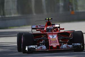 F1 Noticias de última hora Räikkönen pagó con su tiempo su error en Q3 en Canadá