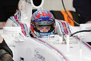 Formula 1 Son dakika Williams'ın 2018 seçenekleri: Di Resta, Kubica ve Massa