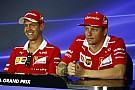 Vettel valora la ausencia de