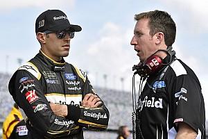 NASCAR Sprint Cup Noticias Aric Almirola cree que se mantendrá todo el año como contendiente