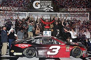 NASCAR Cup Rennbericht Mit Earnhardt-Move: Austin Dillon gewinnt wildes Daytona 500