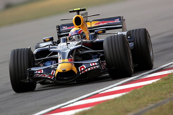Все машины Red Bull в Формуле 1