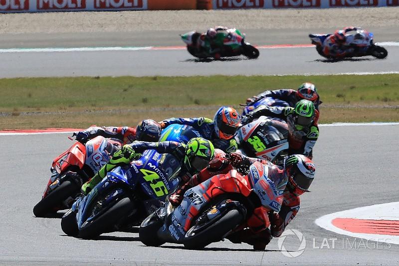 L'impact avec Rossi,