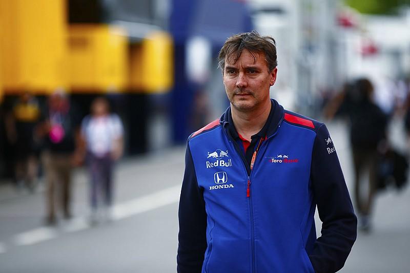 James Key resmi bergabung dengan tim F1 McLaren