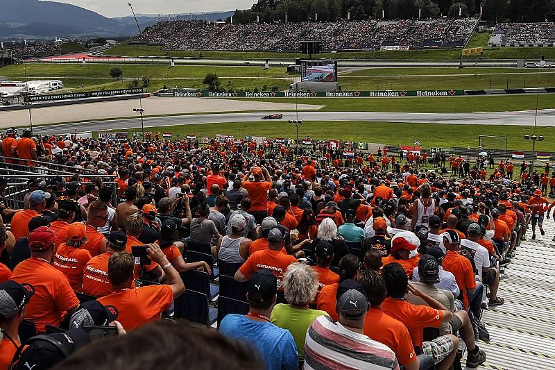 Гран Прі Австрії: Ферстаппен став гонщиком дня