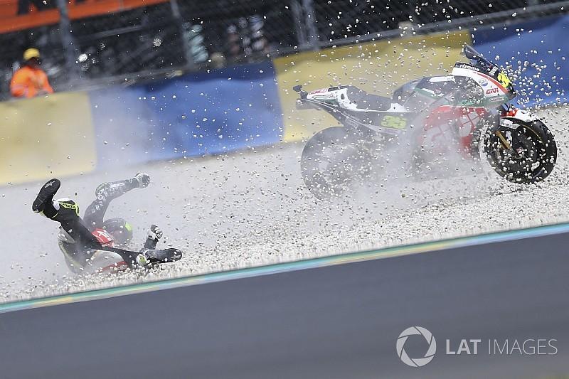 Crutchlow, duda para la carrera de Le Mans
