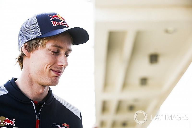 Ricciardo: Hartley merece 100% chance dada pela Toro Rosso