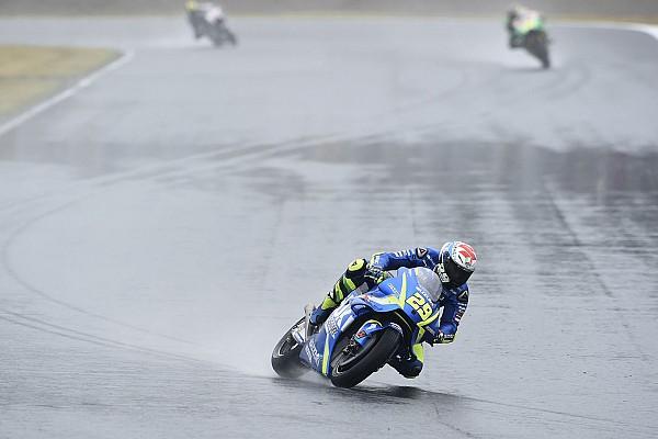 MotoGP Iannone says he and Suzuki
