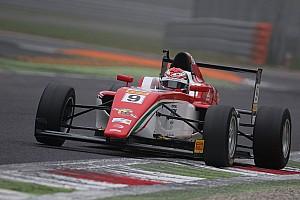 Formula 4 Actualités Un jeune pilote Ferrari titré en F4 Italie
