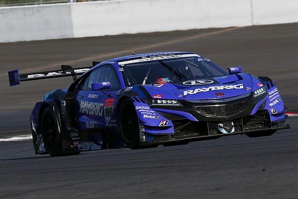 Super GT Breaking news Button fears repeat of Fuji Super GT struggles