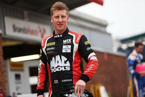 Donington BTCC: Morgan clinches Mercedes' first 2018 win