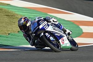 Moto3 レースレポート Moto3バレンシア決勝:マルティン初優勝。デビュー戦の真崎10位と健闘