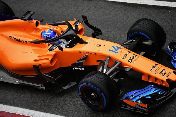 Formula 1 Son dakika McLaren'ın 2018'deki ilk hedefi Red Bull ve Renault'u geçmek