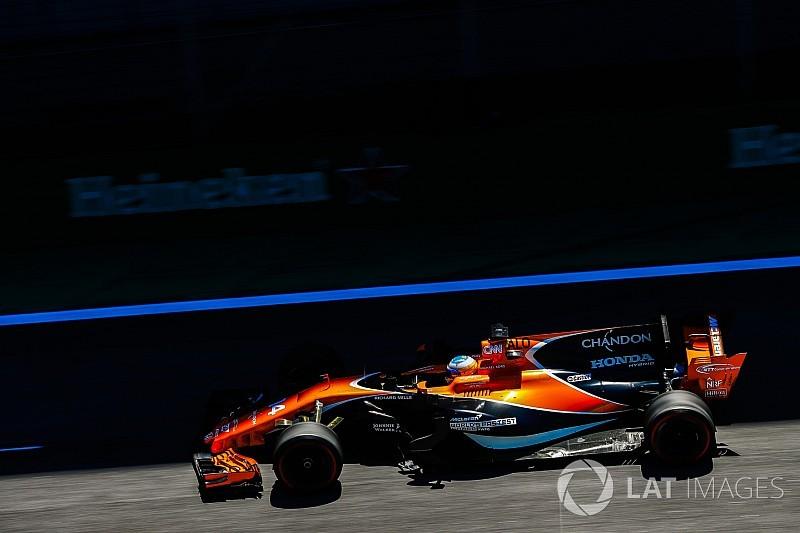 A McLaren korábbi rajtbüntetései Brazíliában kifizetődtek