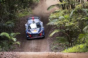 WRC Actualités Hyundai veut tirer les leçons de son irrégularité